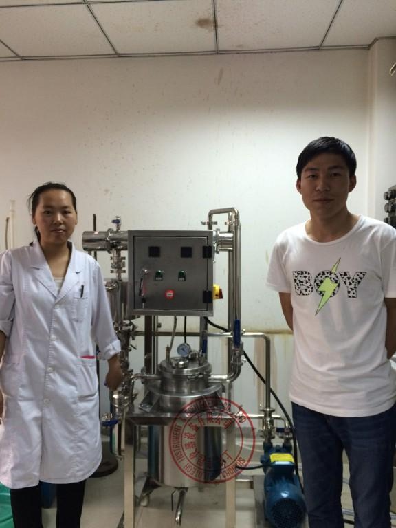 实验室喷雾干燥机喷雾头